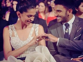 Deepika Padukone Starts Living With Boyfriend Ranveer Singh!