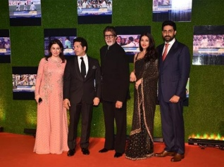 Abhishek Gets Upset When Aishwarya Hugs Sachin