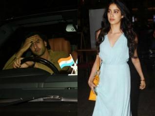 Jhanvi Tried To Seek Ranbir's Attention At KJO's Bash?