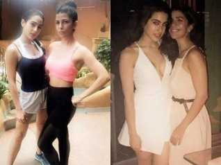 Sara Ali Khan & Nimrat Kaur's Pic Will Set Things On Fire!