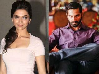 WHAT? Deepika Padukone To REPLACE Varun Dhawan In This Film