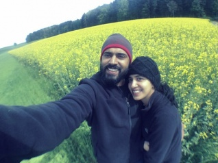 IT'S GIRL: Nivin-Rinna Welcome Their Second Child