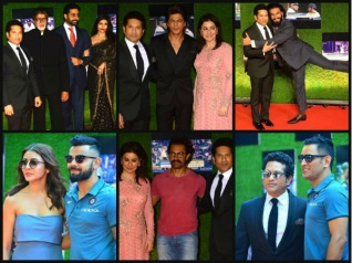 B-town Celebs At The 'Sachin A Billion Dreams' Premiere!