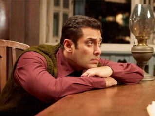 Salman's Embarrassing Moment During Tubelight Shoot!