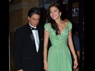 SRK & Anushka Reunite For Aanand. L. Rai's Dwarf Film?