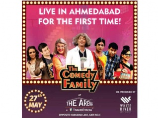 Oh No! Sunil Grover's Ahmedabad Live Show Cancelled!
