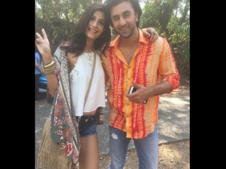 Is This Ranbir's New Girlfriend? See How Hot She Is (Pic)