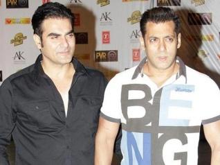 Arbaaz Khan Upset With Salman Khan For This Reason