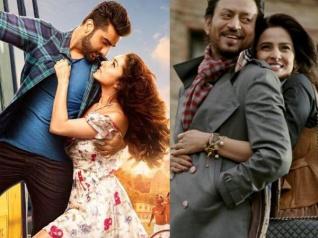 Half Girlfriend & Hindi Medium Monday (4 Days) BO Collection