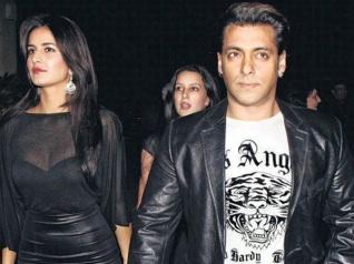 Katrina Spends Time With Salman Khan Inside His Vanity Van