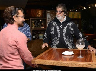 Thugs Of Hindostan Is Rough & Tough: Amitabh Bachchan