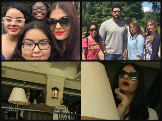 Aishwarya Rai Spotted Twinning With Abhishek In New York!