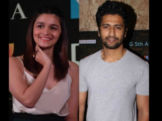 Alia Bhatt & Vicky Kaushal Excited About 'Raazi'