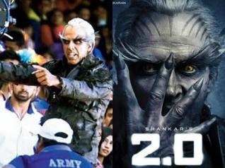 Akshay Kumar Is Not A Crow In Robo 2.0, But An Alien!