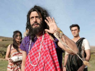 A Sneak-Peek Of Govinda From Ranbir-Kat's Jagga Jasoos!