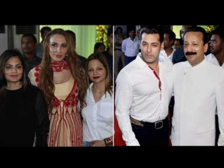 Salman's Sister Gets Angry At The Media; All Thanks To Iulia