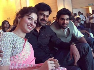 Prabhas' Special Something For His On-screen Love Tamannaah!