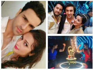 Here's How Nach Baliye 8 Team Had Fun Shooting For Finale…