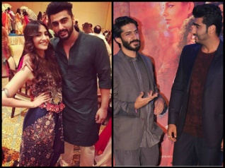 Sonam Or Harshvardhan? Who Is Arjun's Favourite Cousin!