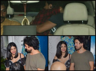 Caught On Camera! Shruti Haasan Gets Cosy With BF [Pics]