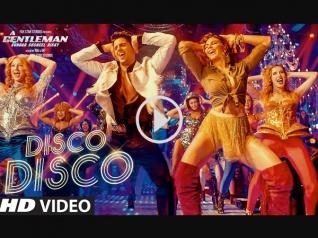 A Gentleman's Song 'Disco Disco' Rings In The Retro Era!