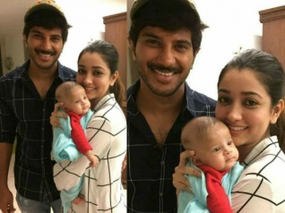 IN PIC: Meet Dulquer-Amaal's Little Princess!