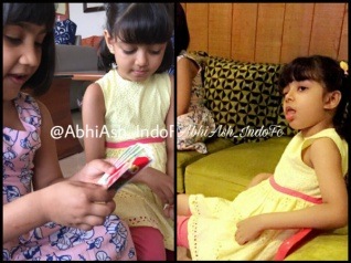 Ever Spotted Aaradhya WITHOUT Aish? You Gotta See These Pics