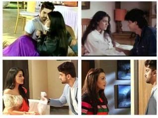 Naamkaran Goes DDLJ Way; Riya's Plan Backfire!
