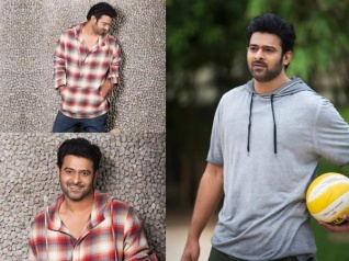 Prabhas Looks SO HOT & DESIRABLE In These New Pictures