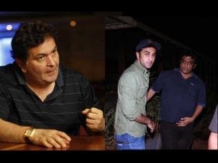 Rishi Kapoor Blames Anurag Basu For Jagga Jasoos' Failure!