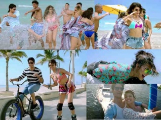 Watch Sidharth-Jacqueline Get Groovy On The Beach!