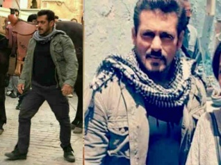 PICS! Salman Khan Makes A Smashing Return In Tiger Zinda Hai