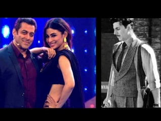 How Salman Khan Helped Mouni Roy To Bag Akshay's Gold!