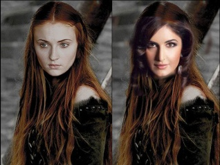 6 Funny Pics Of Katrina Kaif In Game Of Thrones Characters!
