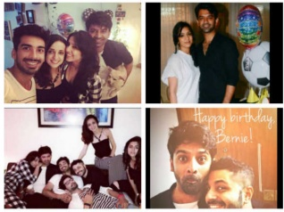 Barun Sobti Celebrates Birthday With Wife & Close Friends