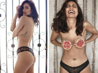 The Hot Esha Gupta To Launch Her Own Lingerie Line! View Pic