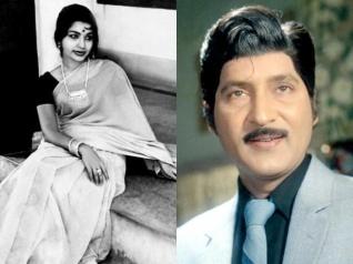 Rumoured Relationship Between Jayalalitha & Sobhan Babu!