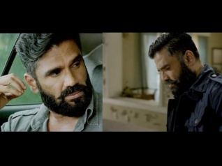 Suniel Shetty Goes Badass For Sid-Jacky's A Gentleman!