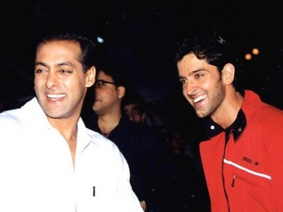 Hrithik Reacts To Salman's Comment On Stars Doing Less Films