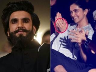 WHOA! Ranveer Singh Proposed To Deepika Padukone