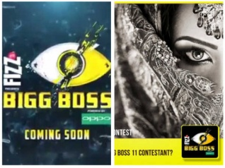 Bigg Boss 11 Makers Reveal The First Two Contestants