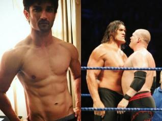 Sushant Singh Rajput To Star In The Biopic Of WWE's Khali?