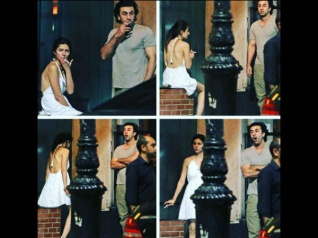 Ranbir & Mahira Spotted Together, Affair Out In The Open?