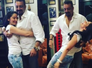 I've Many Shoes Which My Wife Hits Me With: Sanjay Dutt