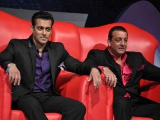 COLD WAR ON!Is Sanjay Dutt Still UPSET With Salman Khan?