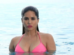 Sunny Leone Opens Up About Her Navratri Themed Condom Ad!
