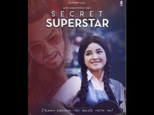 Secret Supertstar Box Office Prediction