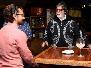 Acharya Talks About Directing Aamir & Big B In TOH