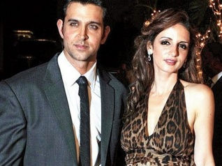 Sussanne Opens Up About Hrithik & Kangana's Controversy!