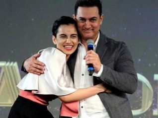 Aamir STANDS With Kangana After Bollywood BOYCOTTS Her